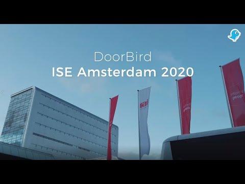 ISE 2020: DoorBird IP Products