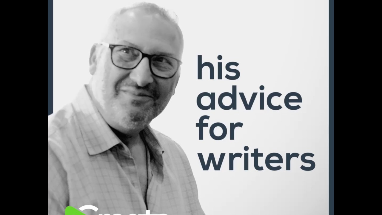 Screenwriter Ross Brown Shares His Best Advice for Writers