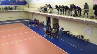 Детский волейбол. Девочки. Иваново -  Липецк - 0:3. Часть №2.