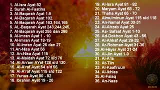 Ayat Ruqyah Mandiri #11 | 1 jam Ruqyah Mandiri - Dengarkan dengan Khusyu'