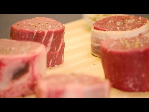 The Different Types of Filet Mignon