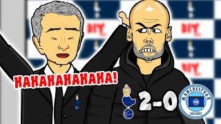 🤣HAHAHA! Spurs 2-0 Man City!🤣