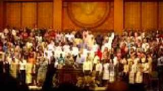 """I Am Not Ashamed Of The Gospel"" - The Brooklyn Tabernacle Choir"