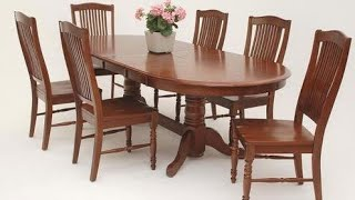 Latest Top New Dining Table Designs  
