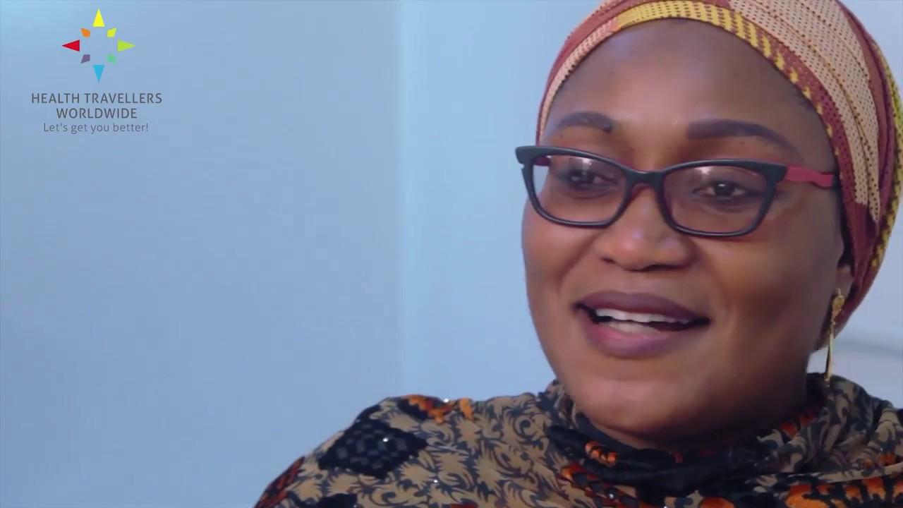 Mrs.  Hanifah Tukur
