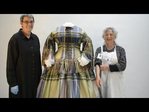 Meet Textile Conservator Colleen Wilson