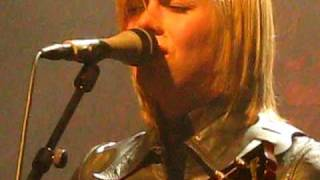 "Anna Ternheim - ""I'll follow you tonight"" (live Paris 2009)"