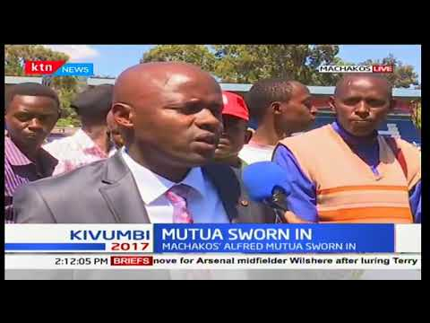 What MCA elect, Kangundo constituency promises to do to the people of the sub county