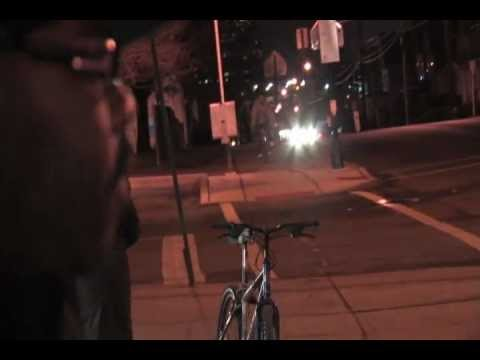 I.V.- A HOOD TOURS NIGHT (The Hi Speed Paper Chase)
