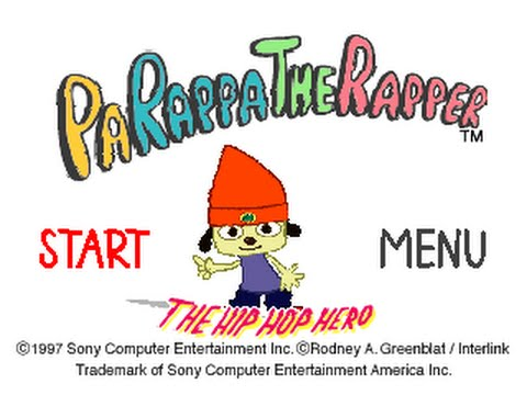 parappa the rapper playstation network