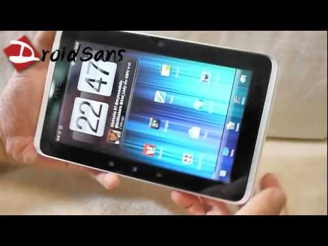 Droidsans Review : hTC Flyer 3G (in Thai)