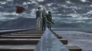 English dub Attack on titan: Reveal of the Armored titan and Colossal titan