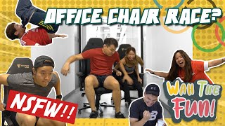 Wah! The Fun EP2 - Office Olympics