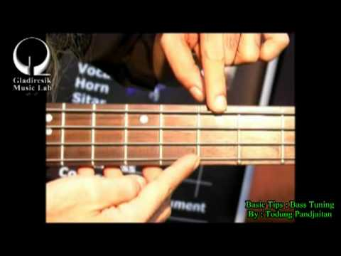 Basic Tips 1 : Bass Tuning (Todung.P)