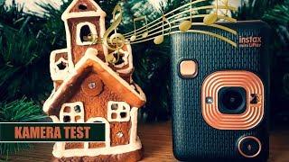 Fujifilm Instax Mini LiPlay im Test - Kamera Review I Lomtro