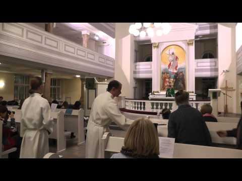 Коптская церковь в москве