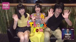 YUI CHANNEL VOL 312 feat Yoshimasa   724 TUE 2018