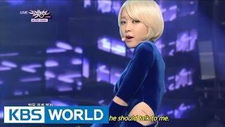 AOA - Like a Cat (사뿐사뿐) [Music Bank HOT Stage / 2014.12.05]