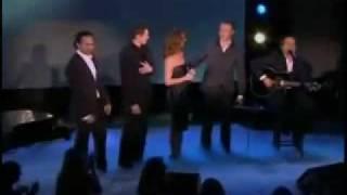 The Canadians Tenors ft Céline Dion - Hallelujah