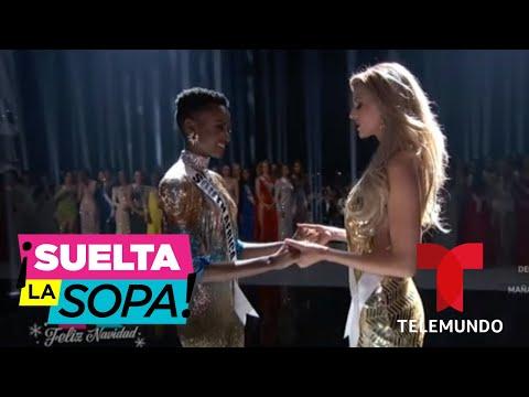 Estos son los mejores momentos de Miss Universo 2019 | Suelta La Sopa | Entretenimiento