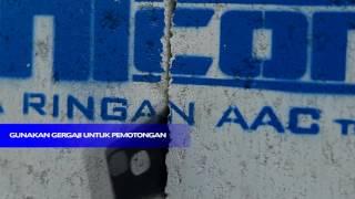 Unicon Bata Ringan AAC  Kuat Berkualitas Siap Kirim