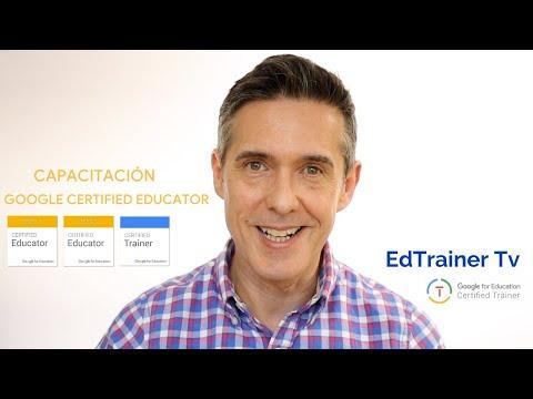 Cómo preparar capacitación Google Certified Educator- Teacher ...