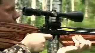 Снайперский арбалет Самое совершенное оружие древних воинов