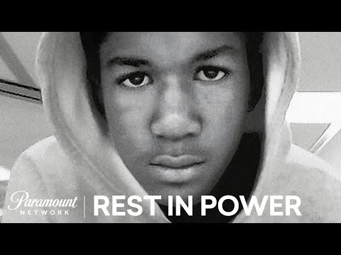 Rest in Power: The Trayvon Martin Story'