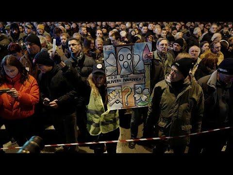 Ένας χρόνος από τη δολοφονία Ιβάνοβιτς στη Μιτόβιτσα