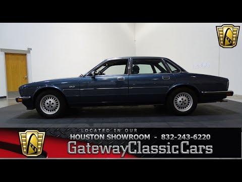 Video of '90 XJ6 - L7ZN