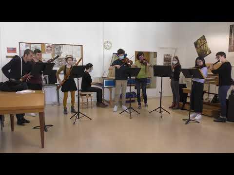 Vidéo Atelier Baroque