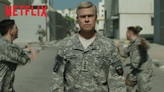 War Machine - Main Trailer - Only on Netflix