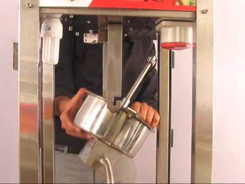 Popcorn Mini Machine