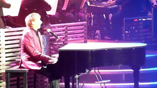Barry Manilow, Bring On Tomorrow, O2, 06/05/11