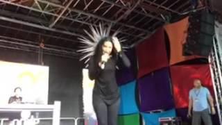 Jordin Sparks - Double Tap (Miami Gay Pride 2016)