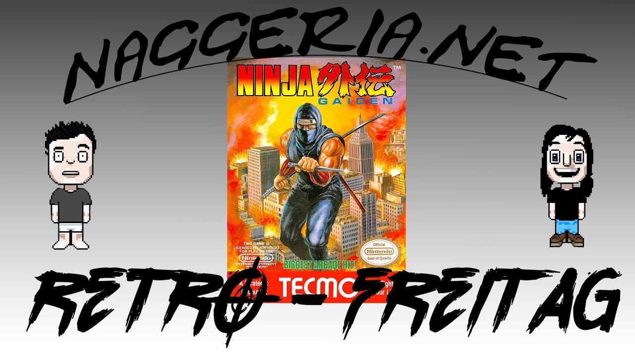 [Retro-Freitag] Ninja Gaiden (NES)