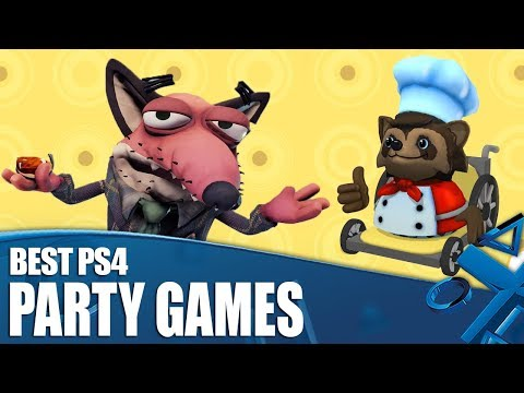 8 PS4 Party Games Worth Squeezing Up On The Sofa For