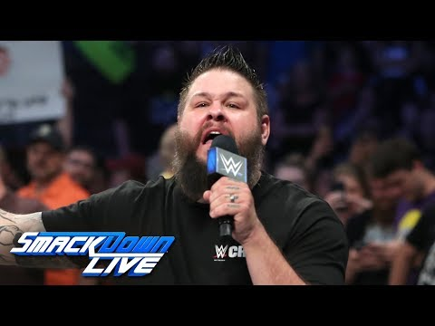Download Kevin Owens rants against Shane McMahon: SmackDown LIVE, July 9, 2019 HD Mp4 3GP Video and MP3