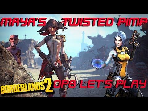 Maya's Twisted Pimp OP8 Let's Play Scarlett DLC Ep 3