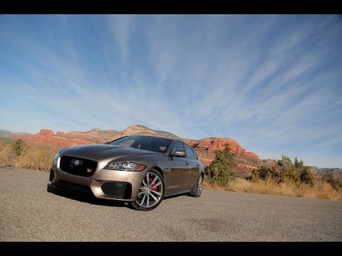 2016 Jaguar XF - Review