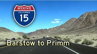 Grand Circle Tour II - Ep 2 || Interstate 15 California: Barstow to Primm, Nevada