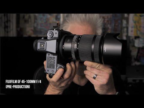 External Review Video 98-4iOw1ywE for Fujifilm FUJINON GF45-100mmF4 R LM OIS WR Lens