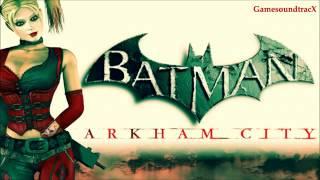 Batman Arkham City   The Damned Things, Trophy Widow   Theme MUSIC