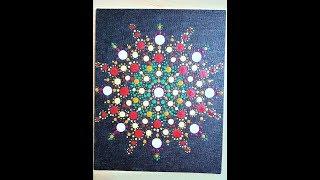 easy mandala art for beginners - मुफ्त ऑनलाइन