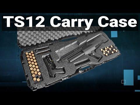 IWI Tavor TS12 Shotgun Carry Case - Featured Youtube Video