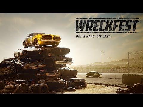 Wreckfest. Настоящая гонка на выживание!