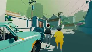 VideoImage3 Road to Guangdong - Road Trip Car Driving Simulator Story-Based Indie Game (公路旅行驾驶游戏)