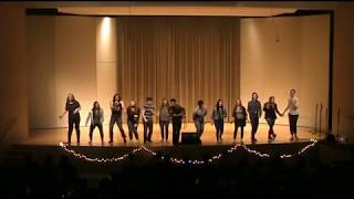 Spring Concert 2017-Treat You Better By Shawn Mendes