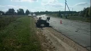 Михайловское ДТП 3