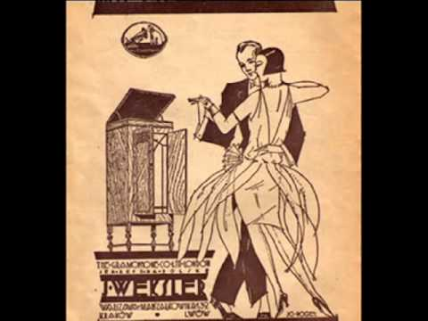 1936: Hot Hungarian foxtrot: Jealous Eyes (Dziewczę z puszty) -  Adam Aston & H.Gold